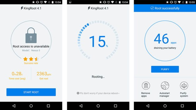 KingoRoot Apk Download for Android – One Click Root Tool