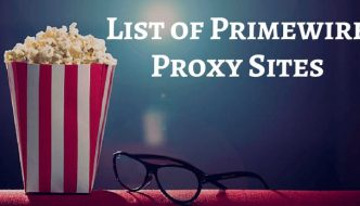 PrimeWire Proxy list