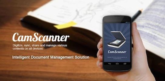Camscanner App Download - Scan Any Document with Mobile