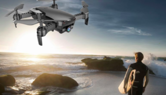 Explore air drone review